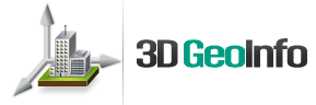 3D GeoInfo Conference 2014 Logo
